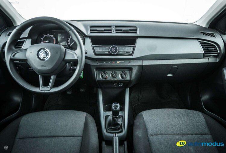 Škoda Fabia 1.0